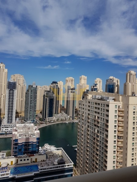 Good Price 2Bedrooms with Balcony, Marina View