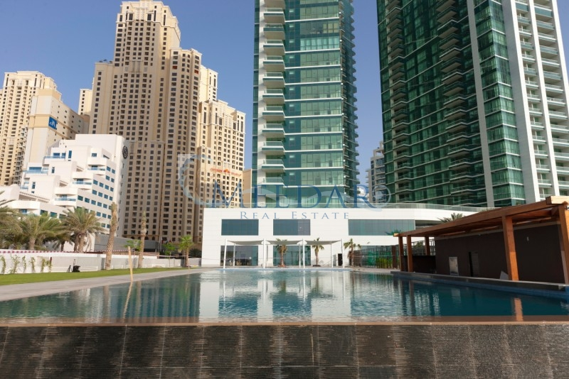 2br Fully Furnished Aparment In Al Bateen Tower, Jbr