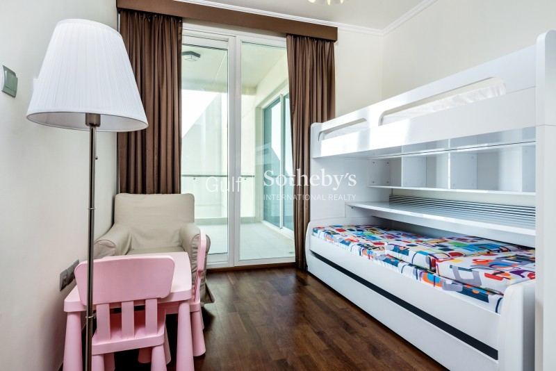 Desirable 3 Br With Full Sea View And Maids Room3 Er R 14943