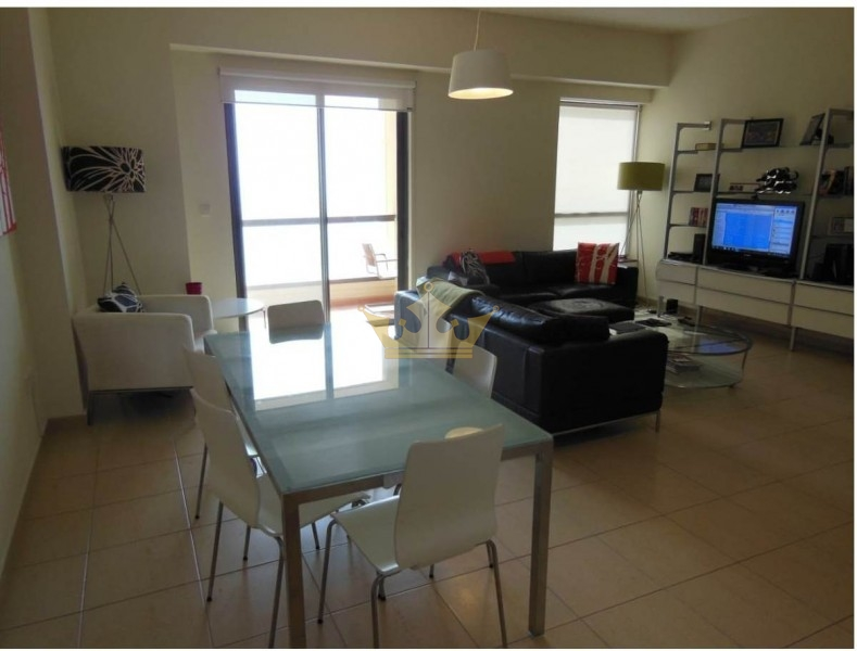 Fully Furnished One Bedroom, Partial Sea View, JBR