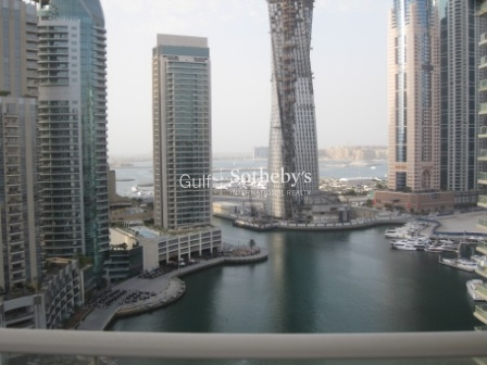 Full Marina Views 3br In Trident Oceanic