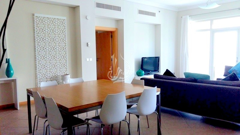 City View 3 Beds Apartment In Palm Jumeirah Al Das