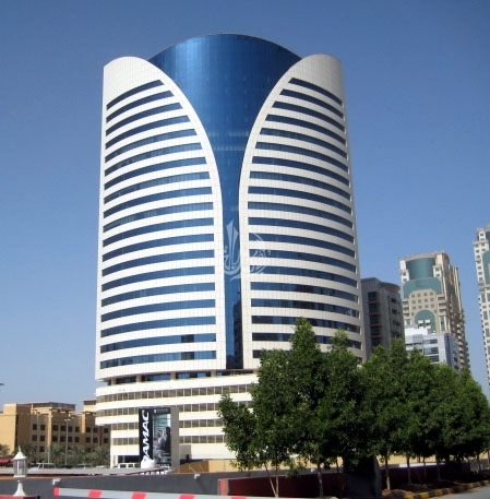 Great Deal Shell n Core  Office in Damac Executive Heights for sale