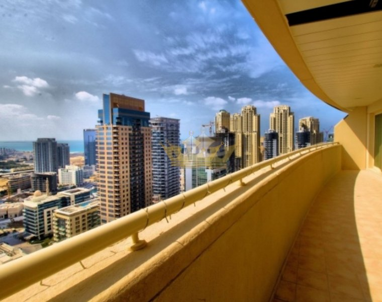 Dubai Marina 2Bedrooms with Big Balcony, AC Free