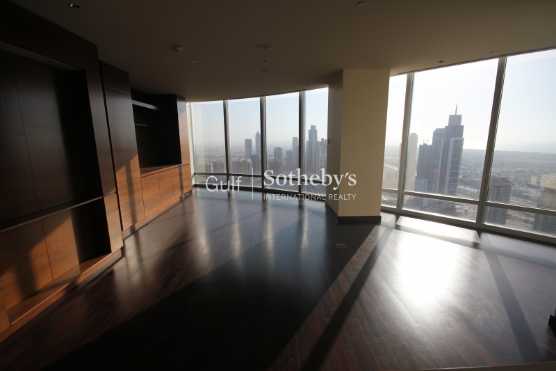 Burj Khalifa-Sea View-Ready To Move In