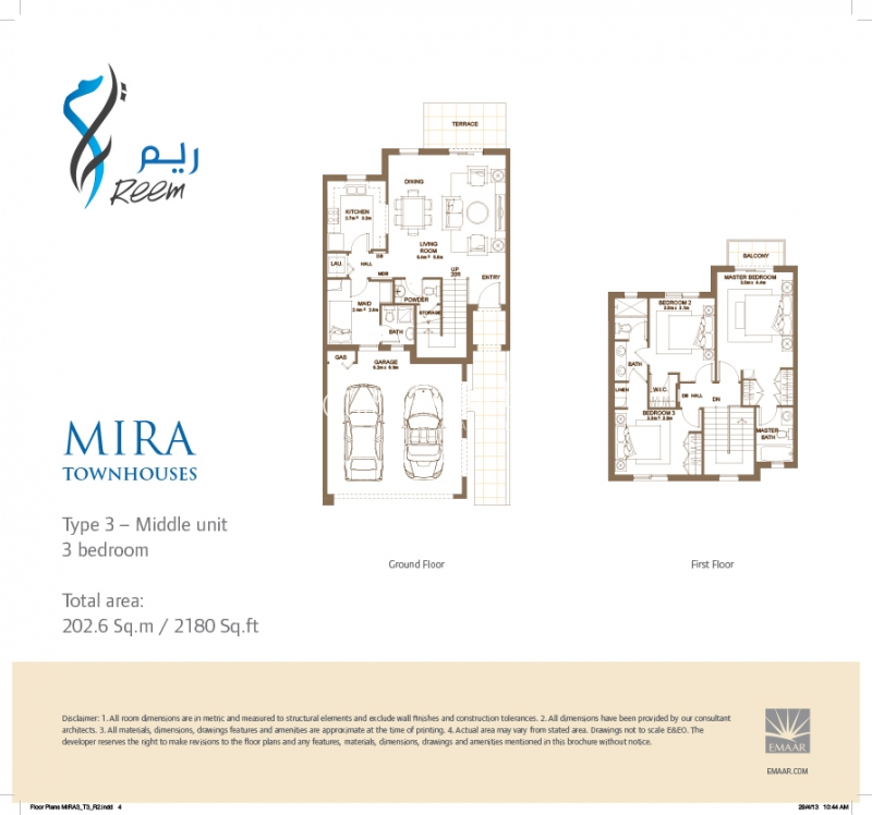 3 Bed Plus Maid 3m Phase 1-Best Priced