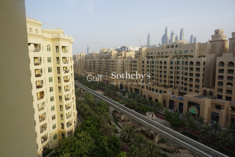 2bedroom, Amwaj 4, High Floor, Marina View-Best Price Er S 6835