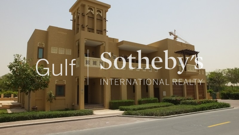 6 Bedroom Dubai Style Villa In Al Furjan