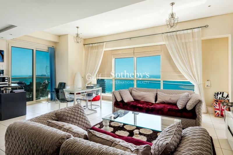 Stunning Two Bedroom With Full Sea View