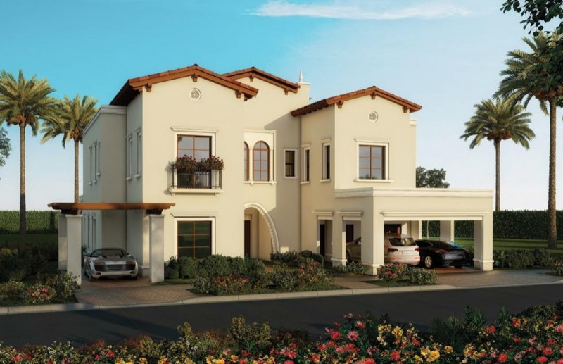 Arabian Ranches-Brand New-Rasha Villas
