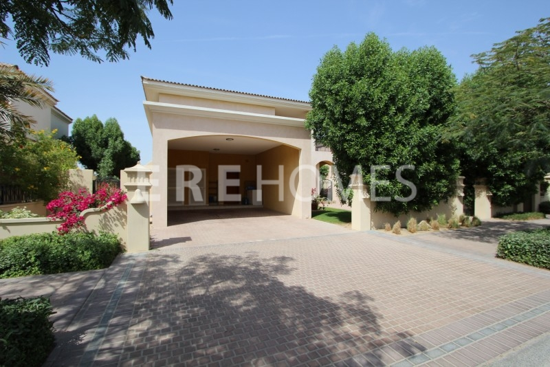 Excellent Condition! Five Bedroom Mirador Type 11 Villa Close To Pool And Park-Er-S-3052