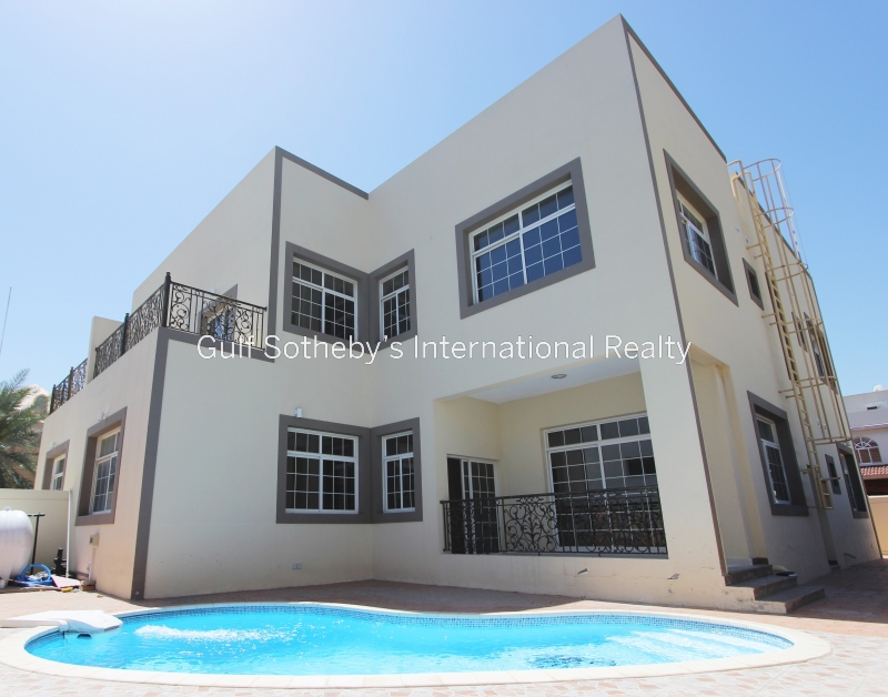 Type 3e In Al Reem With Pool Available