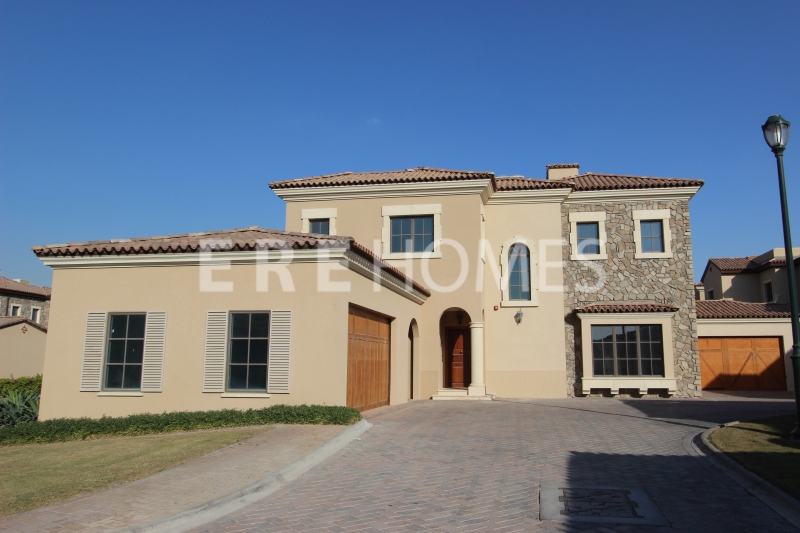 4 Bed Luxury Villa In Whispering Pines Jumeirah Golf Estates Er S 8058