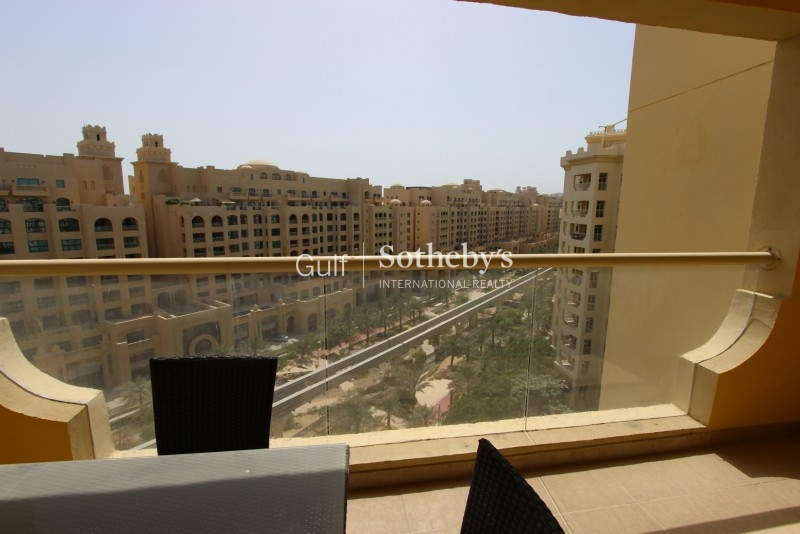 High Floor 1br With Park View In Al Hamri