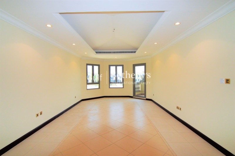 Fantastic Vacant 3 Bedroom With Partial Burj View Er R 15072