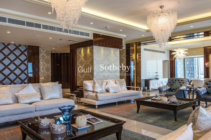 Full Lake View Jumeirah Islands Et Foyer 4 Bed 4 Bath Maids Family Room Pool Er S 4933