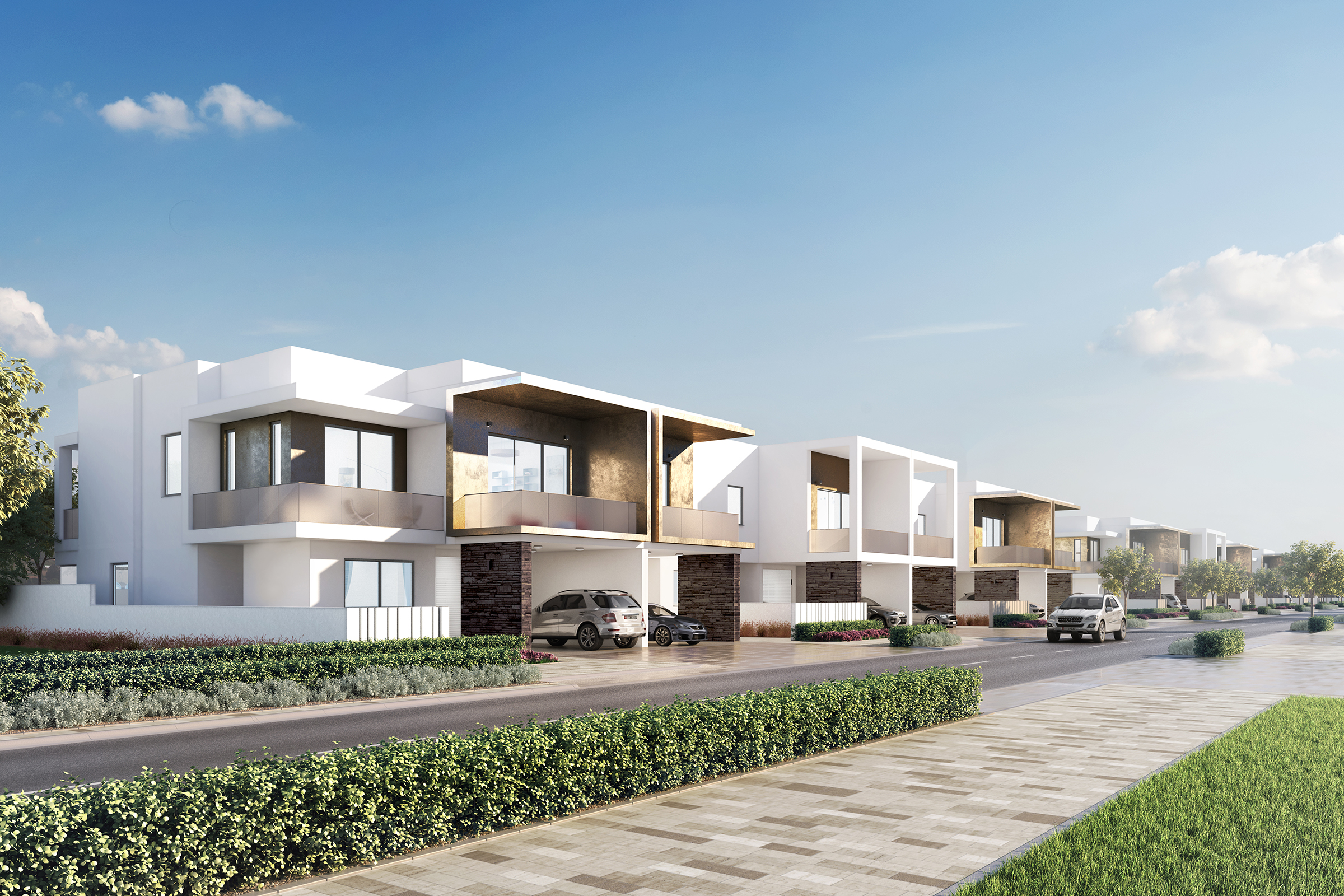 Yas Acres By Aldar, Yas Island, Abu Dhabi
