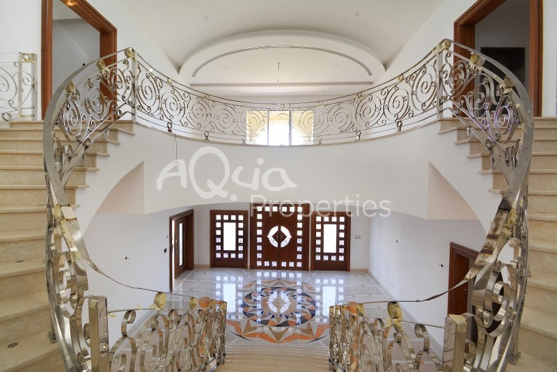 Lake Facing Brand New Villa For Sale In Emirates Hills