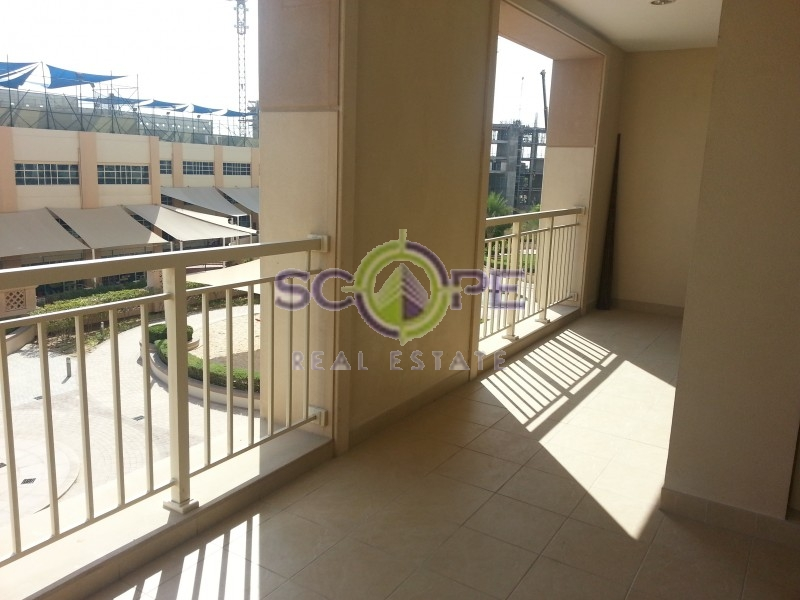 1 Bed With Balcony-Vacant-Mosella Residences