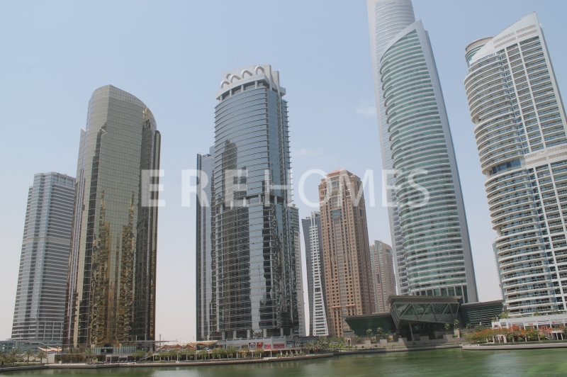 Fully Fitted Office For Rent In Platinum Tower, Jumeriah Lakes Towers Er R 14341