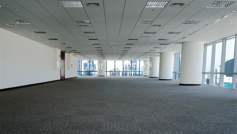 Fitted Office U-Bora Towers Business Bay