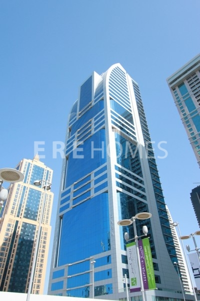 Fitted Office For Rent In Saba Tower 1, Jlt-Lake View Er R 7580