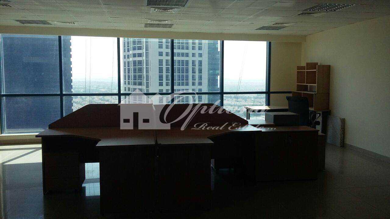 Ready To Move In Office In Jumeirah Bay Tower Jlt