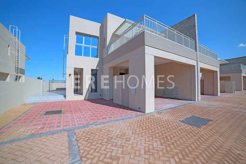 New Contemporary Semi Detached Villa Er S 6775