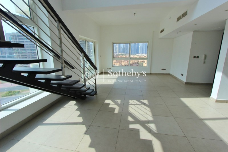 3br Duplex Overlooking Jlt In East Cluster