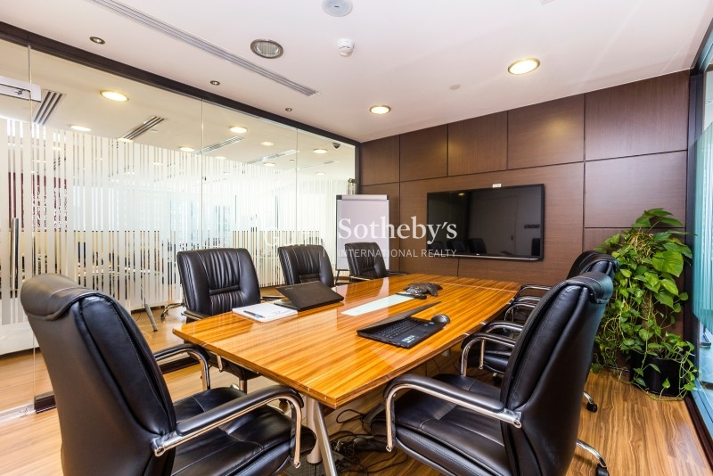 Fitted 2+1 Office For Sale In Platinum Tower