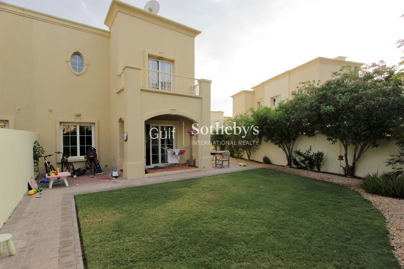Springs 14 Pool And Park View-3br Villa