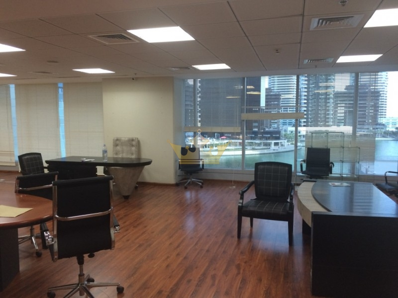 Fitted Office in JLT Cluster E, Near Metro