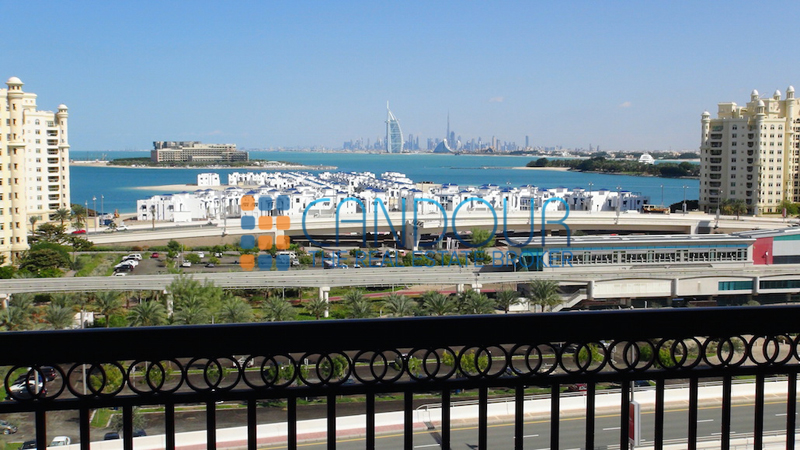 Type G-Furnished 1 Br In Palm Jumeirah