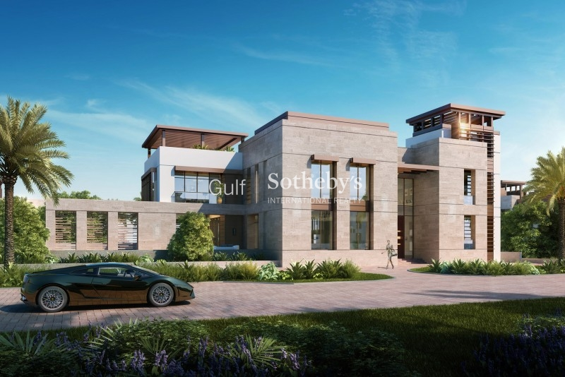 Atlantis Facing 5 Bedroom Central Rotunda Garden Home Villa-Palm Jumeirah Er S 2401