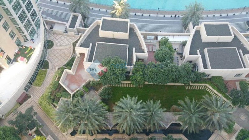 Full Burj And Fountain View-3 Bedroom+ Maid In The Residences-