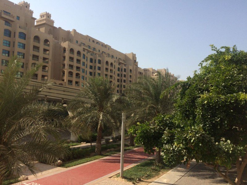 Al Hamri Palm Jumeirah  Shoreline  1 bedroom apartment  for sale