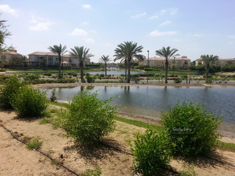 Exclusive Full Lake View Converted Type 6 Villa In Meadows Er S 7984