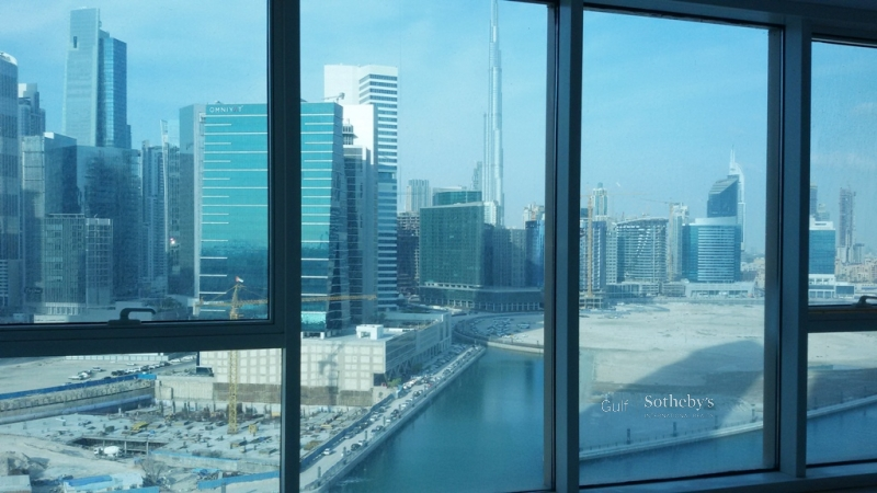 Al Dar Tower 2br Apartment, Marina View