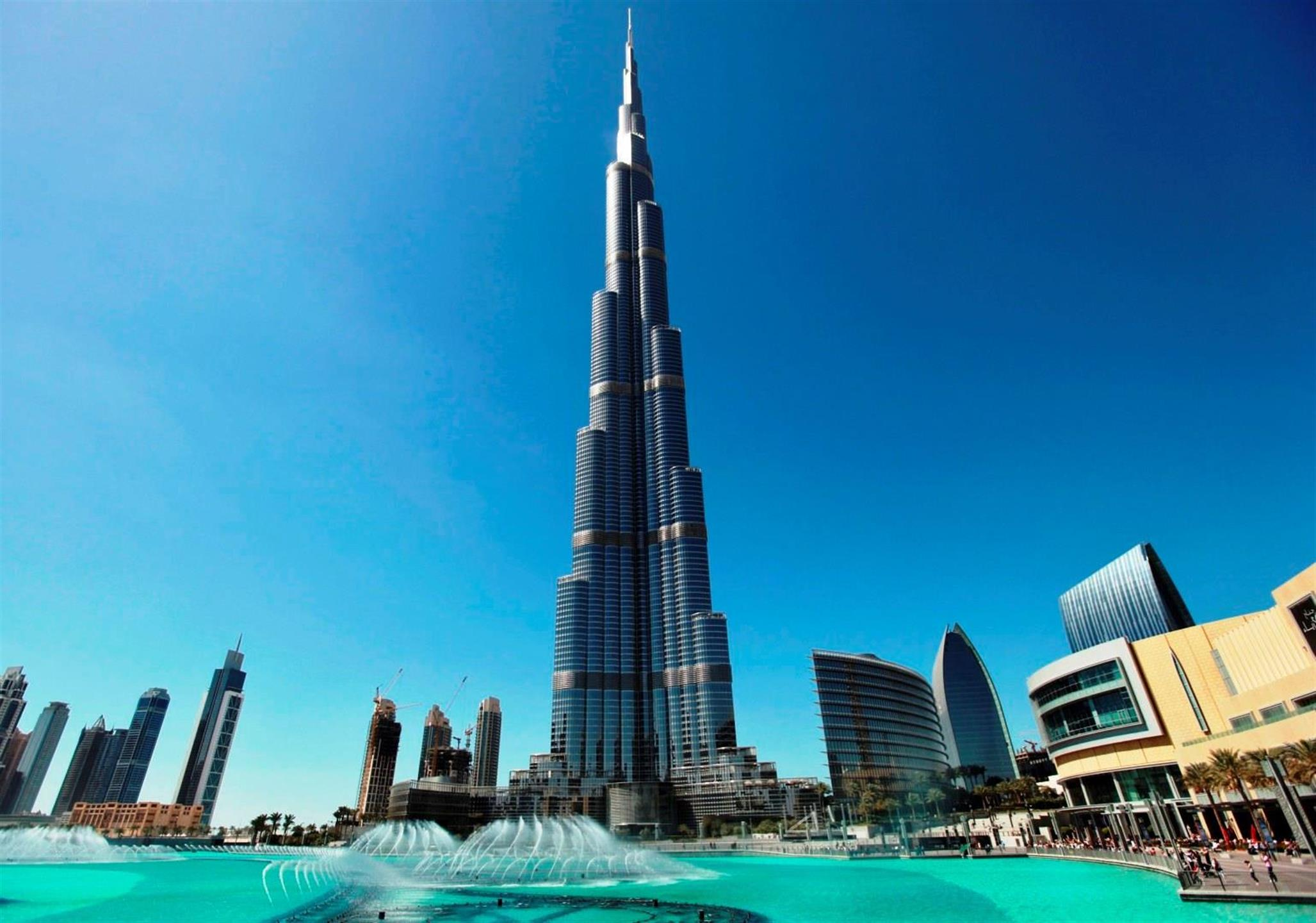 Type H-2 Bedroom Apartment For Sale In Burj Khalifa Downtown Dubai