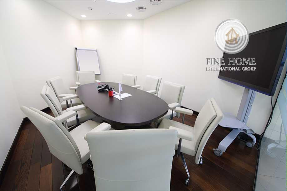 Office In Al Moroor, Abu Dhabi
