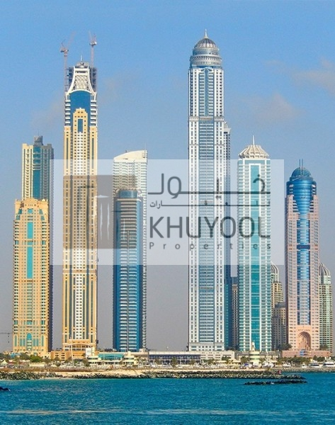 Beautiful Partial Marina And Sea View Apartment For Sale In Princess Tower ,dubai Marina