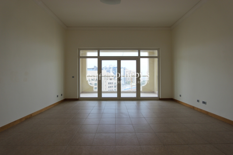 Park View-1 Bedroom Type B-Vot
