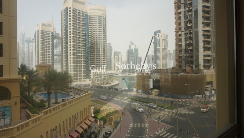 Unfurnished 3 Bed With Marina Plaza View