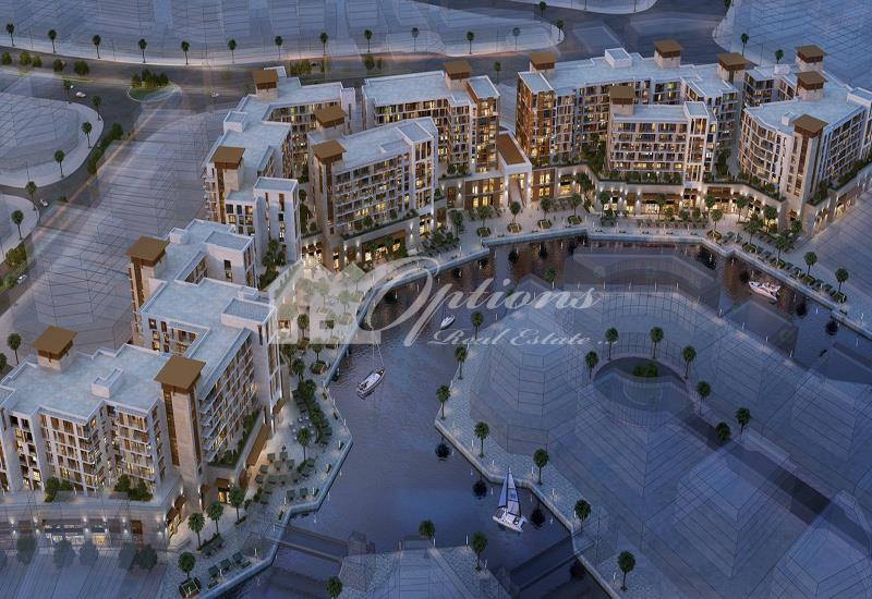 Off Plan One Bedroom Apartment In Dubai Wharf Tower