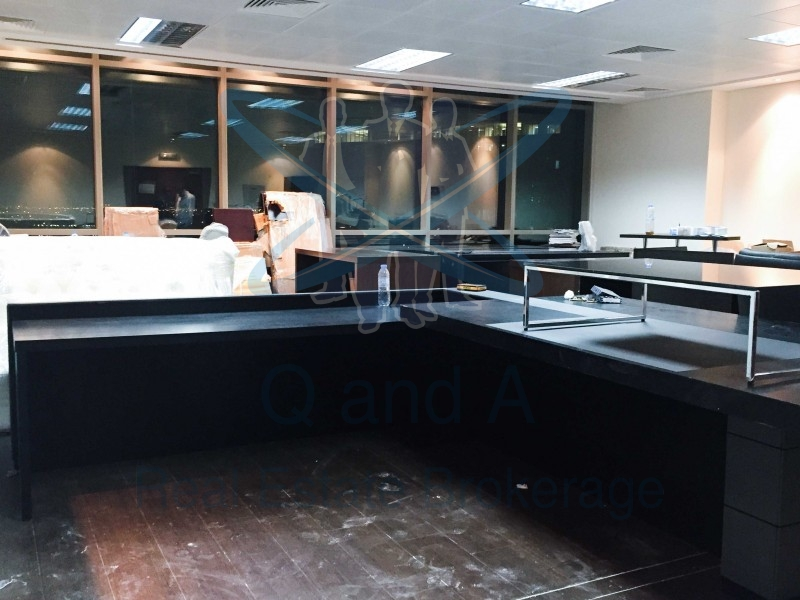 Fully Fitted Office Near Difc Metro Station