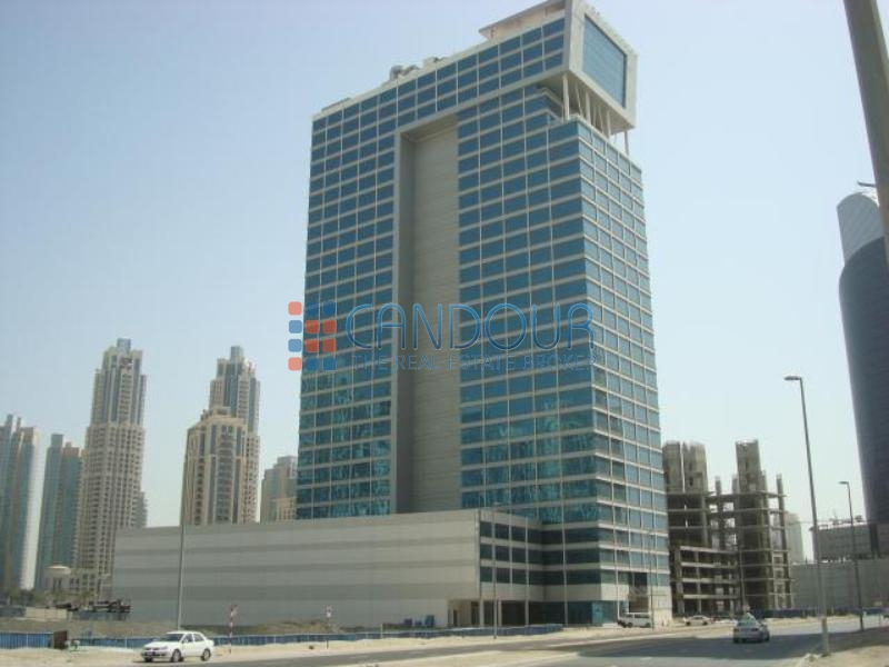 Fitted Space Office Type For Sale In Jumeirah Lake Towers