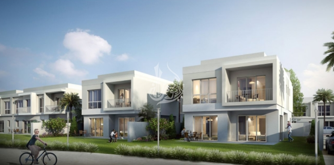 Brand New 3 BR Semi-detached Villa in Arabella 2 Mudon