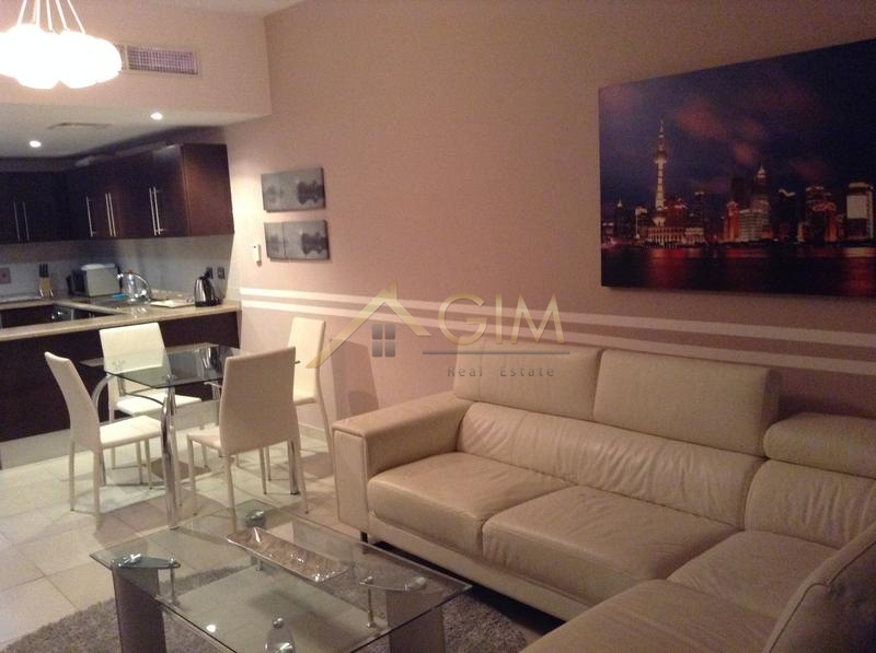 Fully Furnished |2 Br In Dubai Arch, Jlt