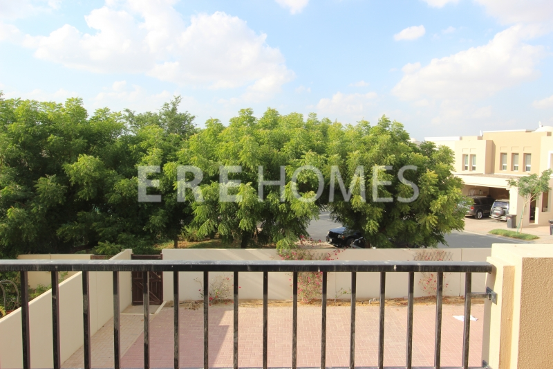3 Bedroom, Park Facing Villa In Al Reem 2, Arabian Ranches Er R 14789