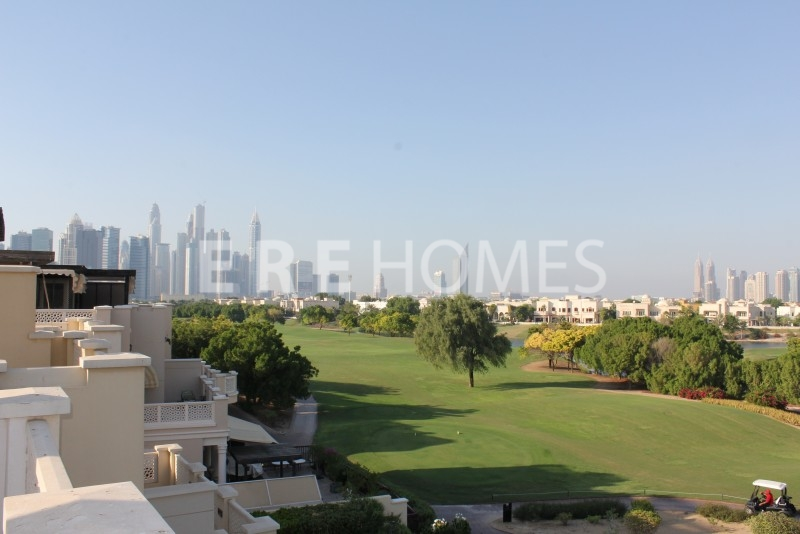 Montgomerie Maisonette. Stunning 3 Bed Townhouse, Full Golf Course View, Available Now. 305,000 1 Chq